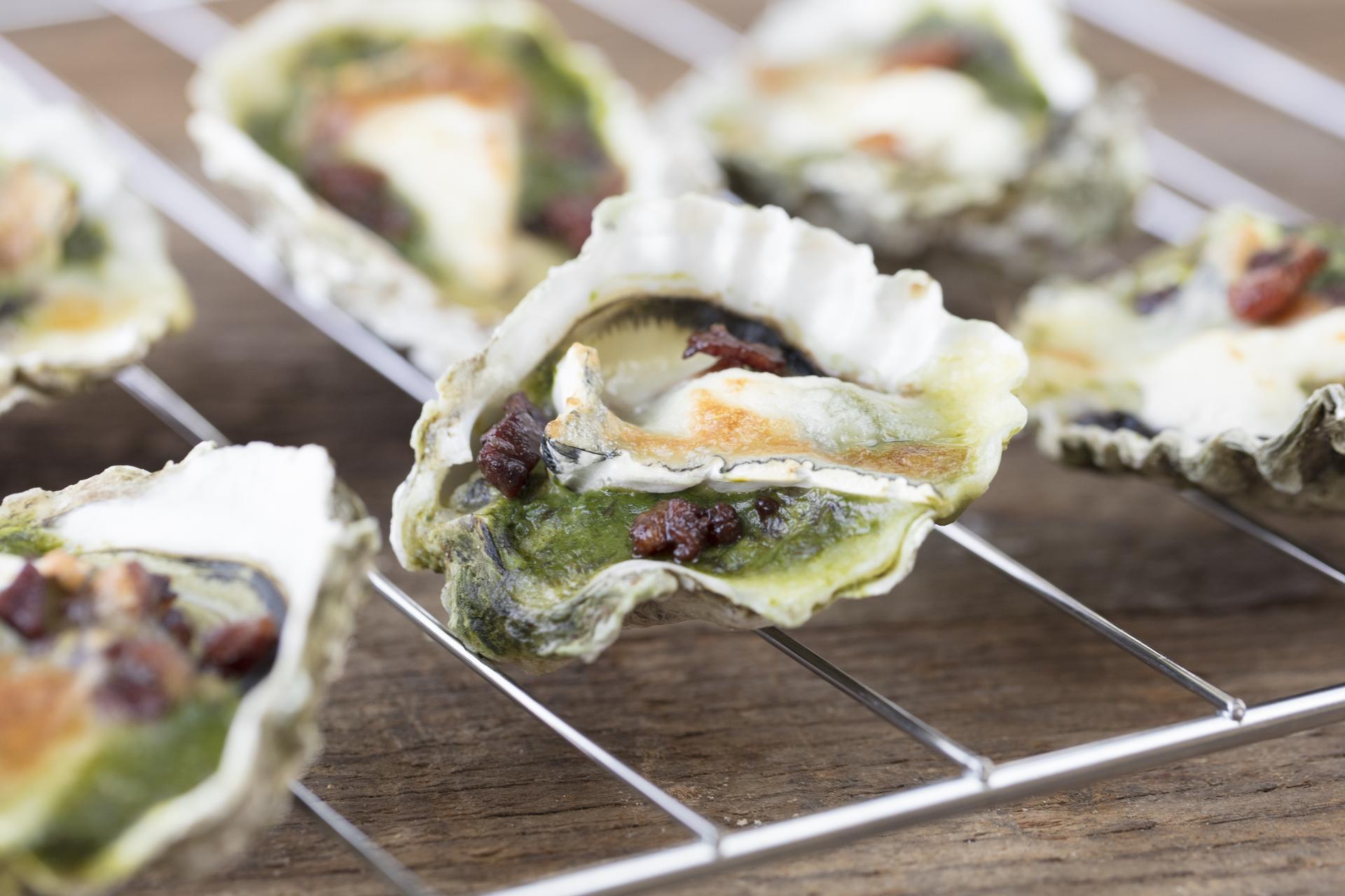 Oysters Fogefeller
