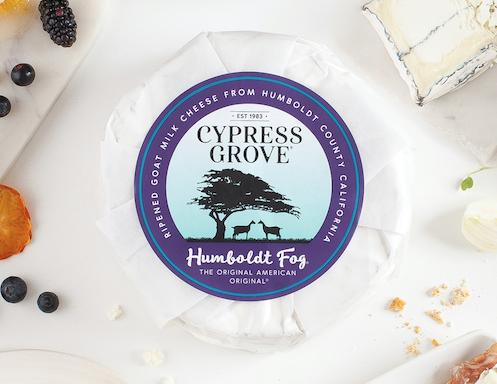 Humboldt Fog® Packaging Photo