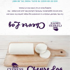 Chevre Log