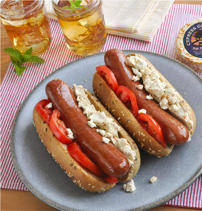 Gourmet Sgt. Pepper® Dogs